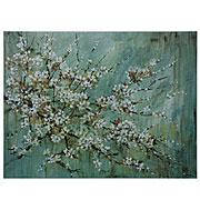 Blossom Melody Art Z Gallerie | blog White Linen Interiors Miami