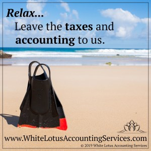 Taxes and Accounting White Lotus Accounting Services Ottawa