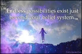 biology of belief, belief system