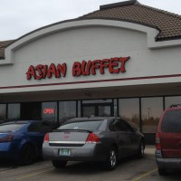 Dinner at Asian Buffet in Okemos