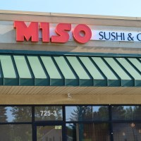 Dinner at Miso Sushi & Grill in Williamston