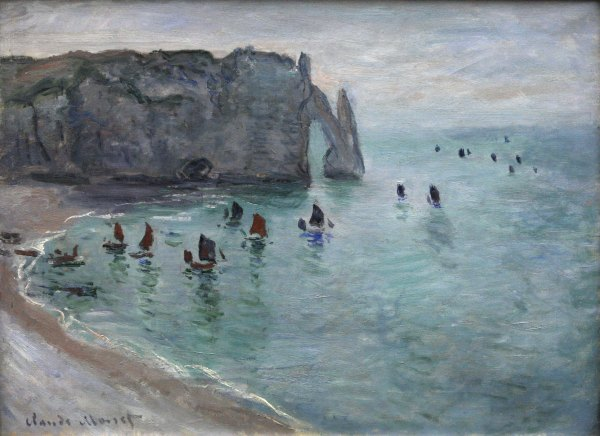 Claude Monet Whitemarkarts
