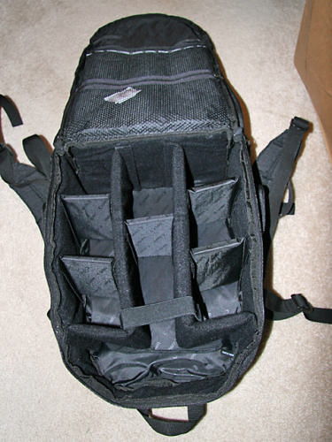 4x4 Icon  Canon Backpack