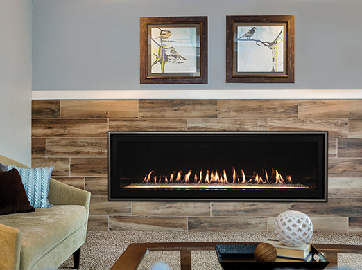 Boulevard Fireplaces Linear (Direct