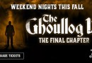 Adventure Suites and Cranmore's The Ghoullog Team Up to Host a Haunted Happening