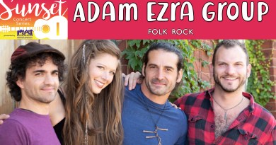 Adam Ezra Group Kicks Off Return of The Sunset Concert Series at Theater in the Wood July 16th