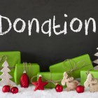 gift, giving, donation, charity, christmas, holiday