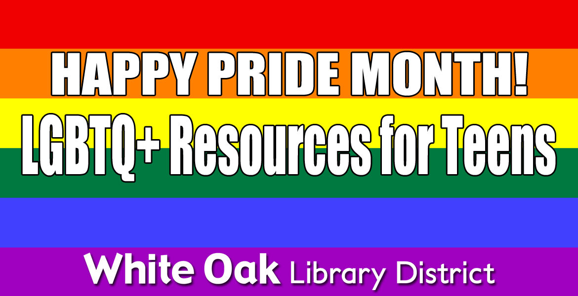LGBTQ+ Resources for Teens!