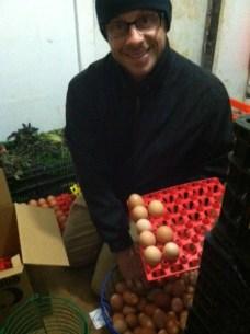 Mr. Darsey's eggs