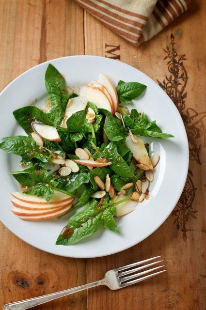 spinach-salad