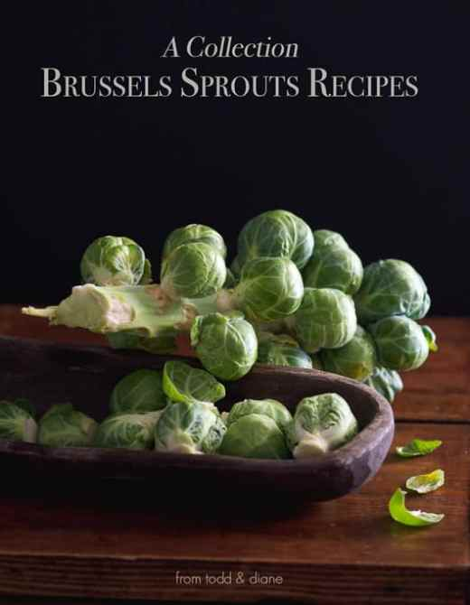 Seasonal and Fresh Collection of Brussels Sprouts Recipes from @whiteonrice