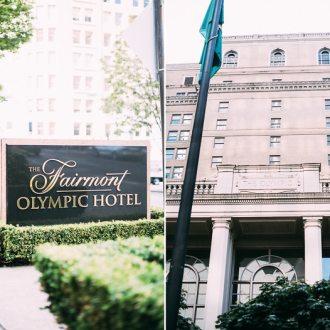 Fairmont Olympic Hotel, Seattle Washington   @whiteonrice