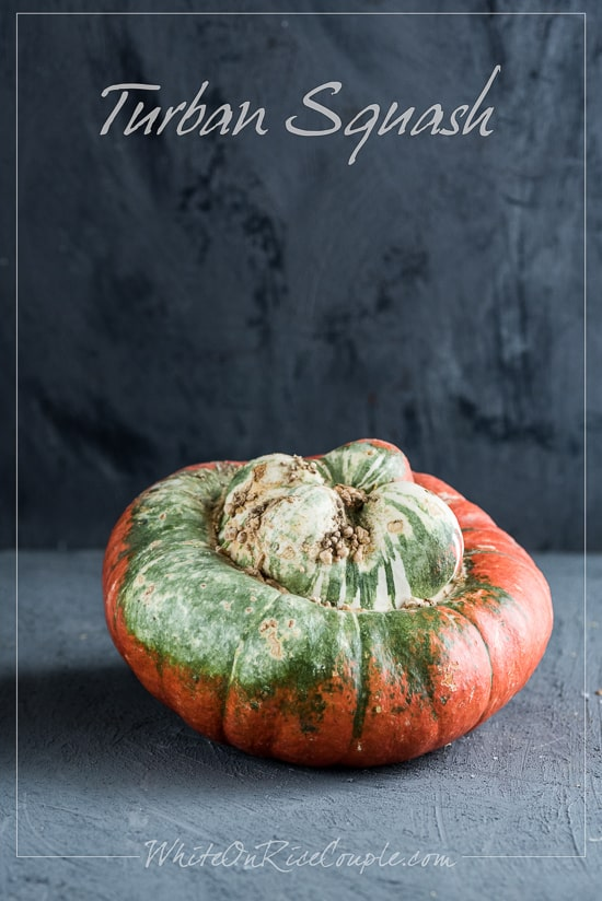 Turban Squash Winter Squash Varieties and Pumpkin Guide by Todd and Diane   @whiteonrice