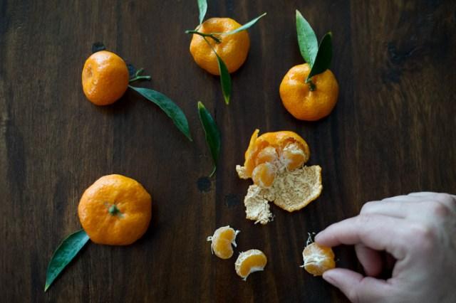 mandarin tangerines kishu