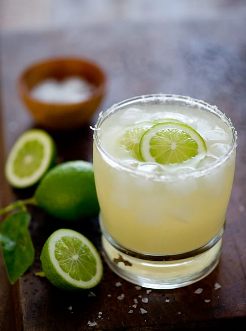 Best Ever Margarita Cocktail Recipe with Orange Bitters | @whiteonrice