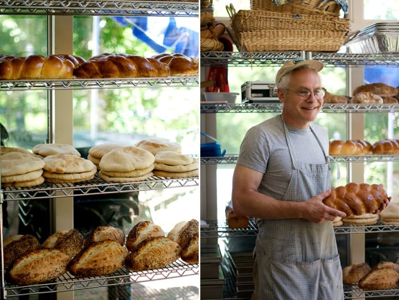 Steve Bardwell Wake Robin Farms Breads