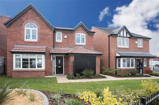 Winterley Houses