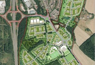 New Resolution to Grant Planning Permission: Land at Horndean
