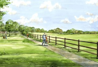 New Permission : Land North of Totton