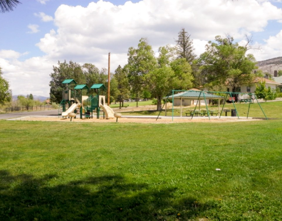 White Pine County Parks: McGill City Park: McGill Nevada
