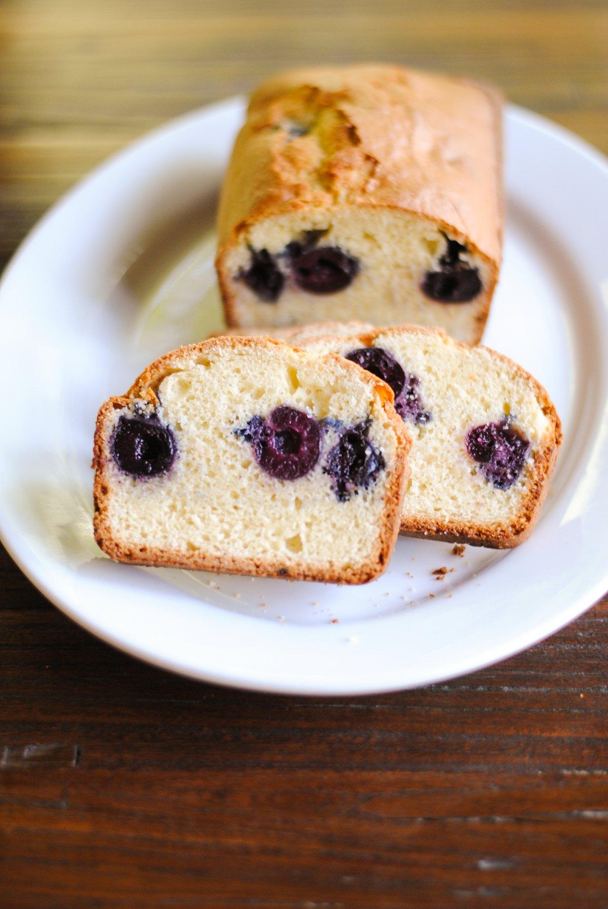 Cherry almond bread recipe