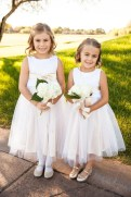 Garcia Wedding-Flower girls bouquets