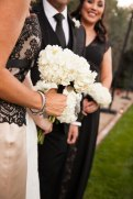 Garcia Wedding-Hydrangea bouquets