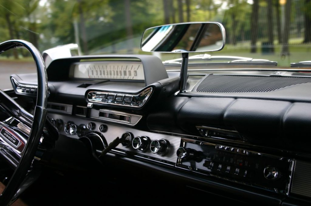 1962 Dodge Custom 880 White Post Restorations
