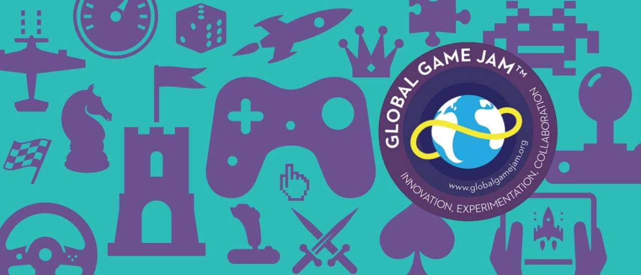 Global Gam Jam Logo
