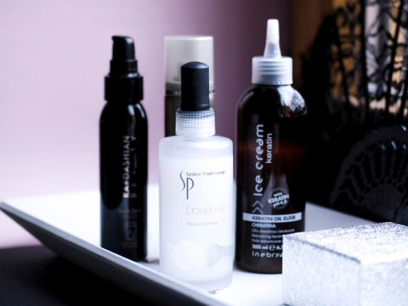moje kosmetyczne HITY 2016 - kosmetyki do włosów