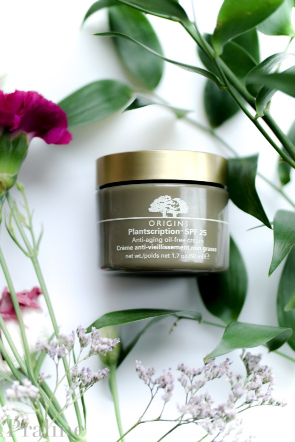 Plantscription SPF 25 Power Anti-Aging Oil-Free Cream | Origins