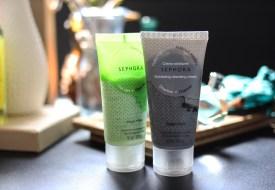 Kremy peelingujące z Zieloną herbatą i Węglem | Sephora