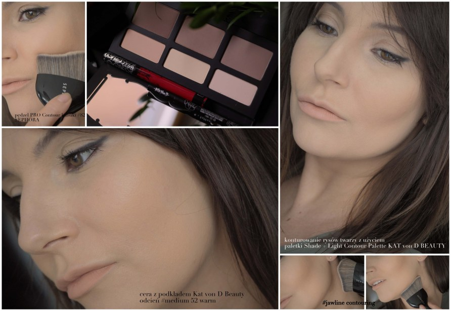 Shade + Light Contour Palette Kat von D Beauty.