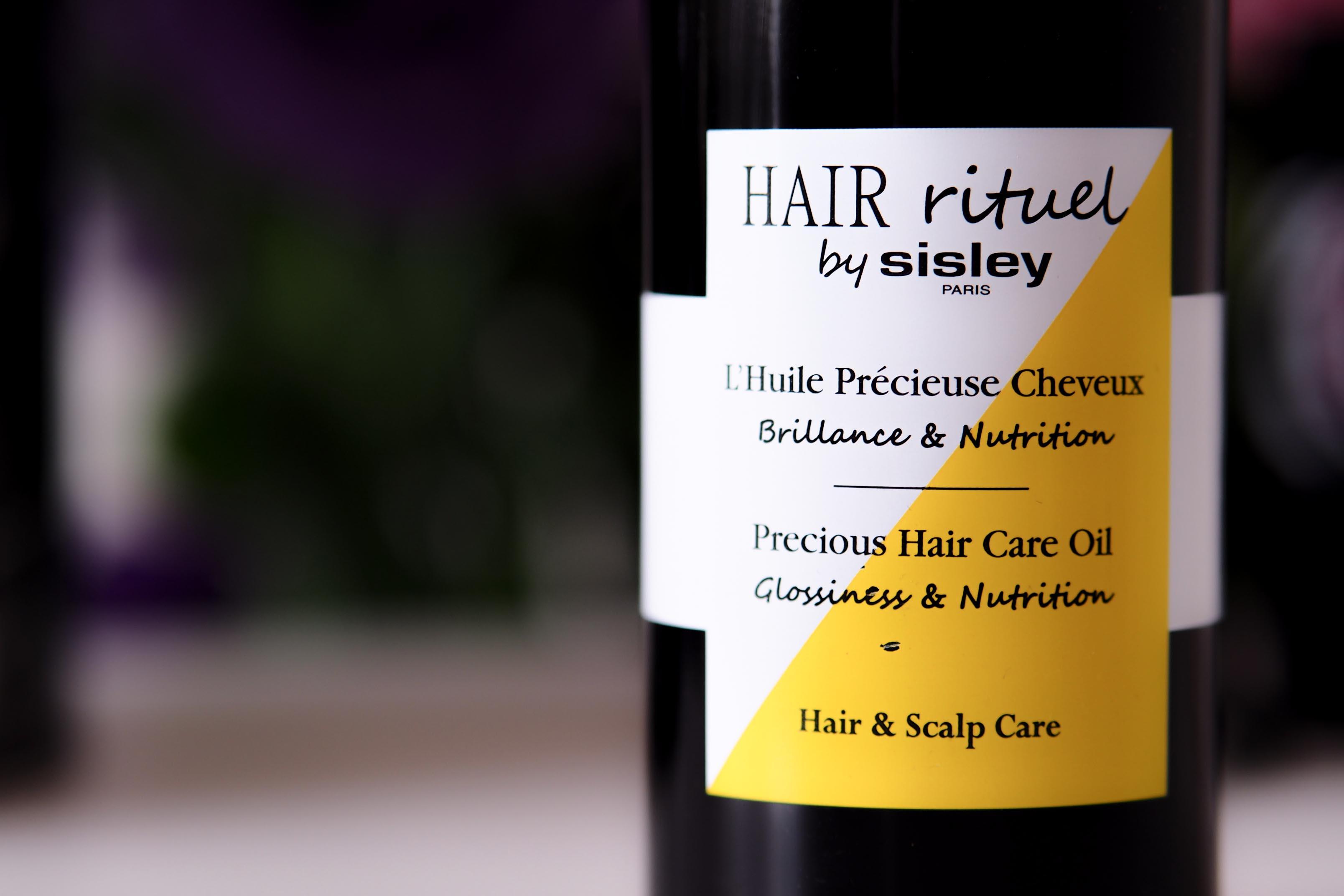 Drogocenny olejek do włosów SISLEY