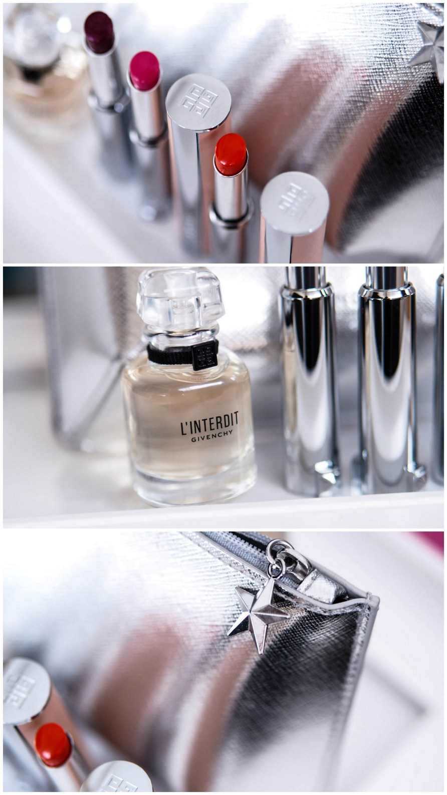 GIVENCHY GIVENCHY Le Rose Perfecto Pomadka-balsam do ust
