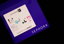 Sephora Box - luty 2019