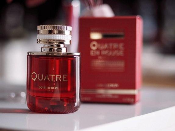 Nowy zapach od BOUCHERON - Quatre en Rouge