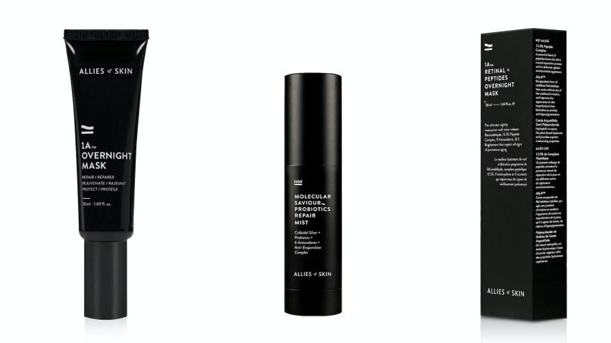 Allies of Skin - nowa marka pielęgnacyjna w perfumeriach Sephora