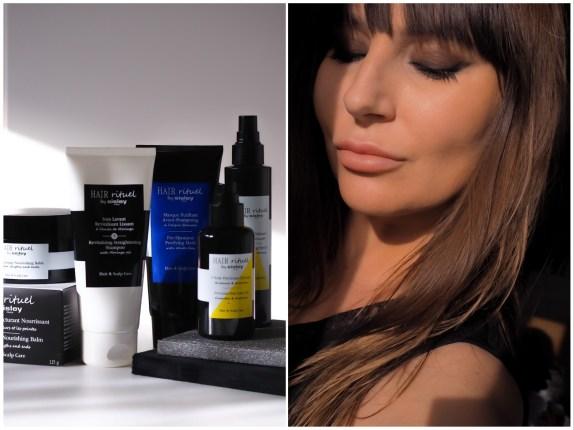 Balsam do włosów Hair Rituel by Sisley Restructuring Nourishing Balm
