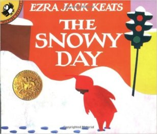 Keats-the snowy day