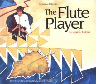 Lacapa-The Flute player