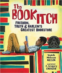 Nelson-the book itch