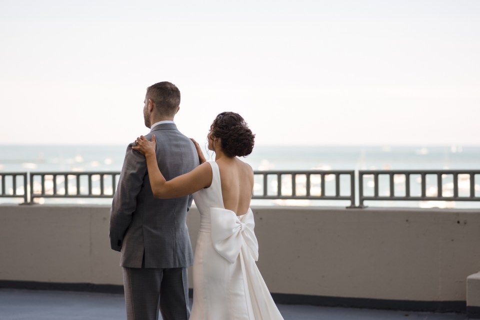 Couple has first look at the W Hotel Lakeshore