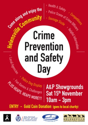 Crime Prevention and Safety Day