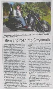 Greystar news paper
