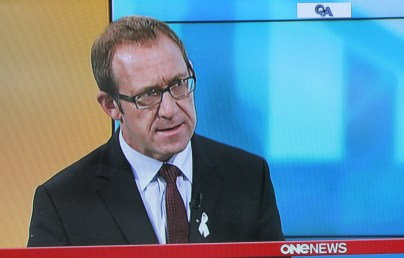 Andrew Little MP