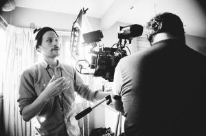 Behind the camera - Cinematographer Ryan Alexander Lloyd