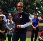 White Ribbon Ambassador Mark Longley talks about the campaign