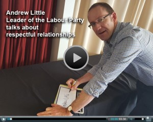 Video player & Mps- Andrew Little