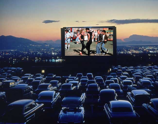Surrey Summer Drive-In 2018 Grease
